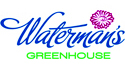 Waterman's Greenhouse logo