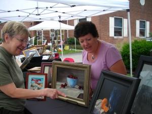 Art Society at Williamsville Garden Walk
