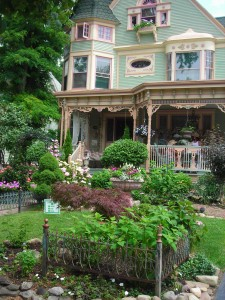 house Parkside Garden Tour Buffalo