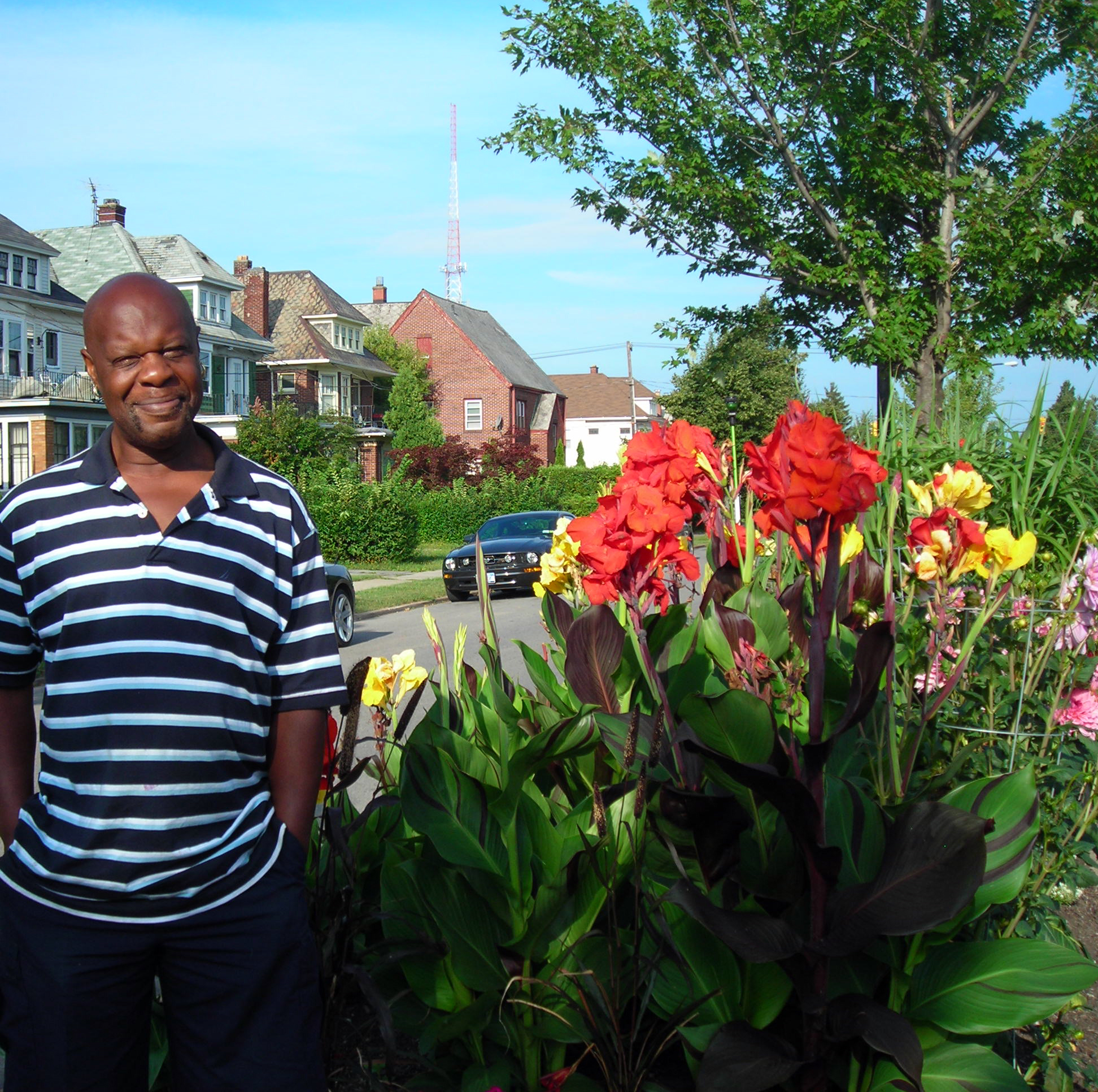 Pernell Carson Buffalo Gardener