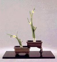 SAGA GORYU school of Ikebana