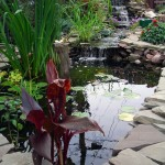 water feature in Tonawanda NY