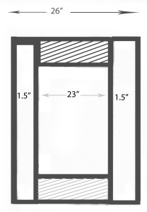 diagram for building cold frame for garden in Western New York