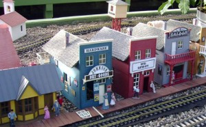 Western New York Garden Railway at Botanical Gardens