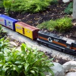 Western New York Garden Railway Keuther