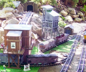 Western New York Garden Railway Mortellaro