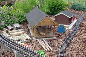 Western New York Garden Railway Henderson