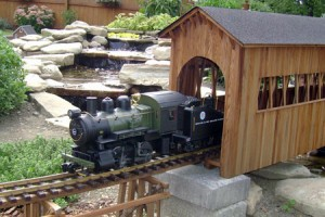 Western New York Garden Railway Ludwig