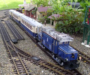Western New York Garden Railway Rodgers