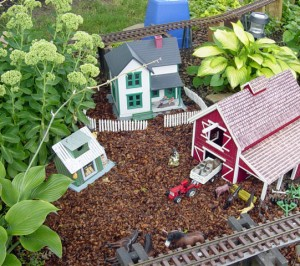 Western New York Garden Railway Tebo