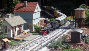 Western New York Garden Railway Walton