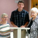 2014 scholarship winner from Orchard Park Garden Club