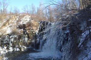 Akron Falls photo