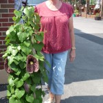 Colleen Feth from Orchard Park NY Garden Club