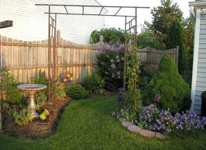 Rhonda Goldfuss off the garden path blog