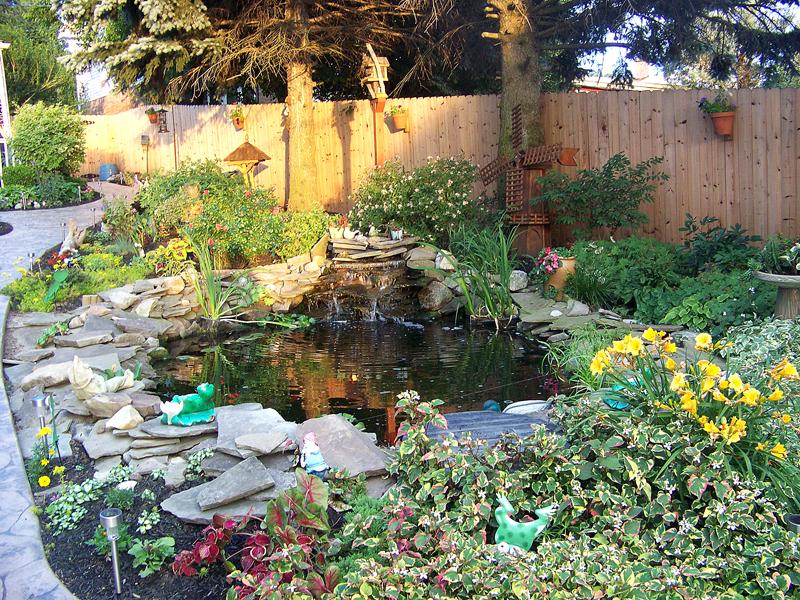 garden 1 on Tim Tam Terrace in West Seneca NY