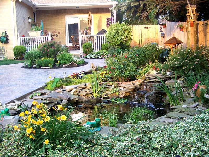 garden 2 on Tim Tam Terrace in West Seneca NY