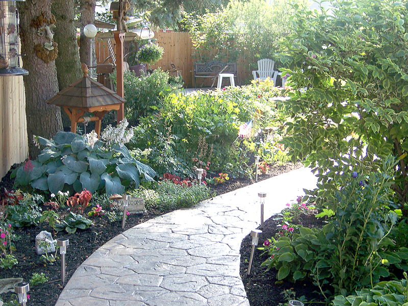 garden 3 on Tim Tam Terrace in West Seneca NY