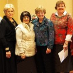 2016 Orchard Park Garden Club officers