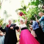 Abramovsky wedding at Buffalo Botanical Gardens
