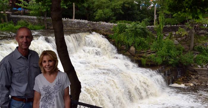 Glen Falls in Williamsville NY