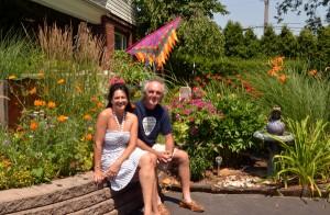 Karen and Bernie Farrell of Lancaster NY