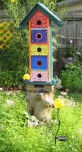 handmade birdhouse in Amherst NY