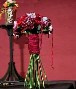 Ricardo Costa floral arrangement