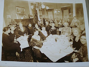 Lancaster Garden Club 1933