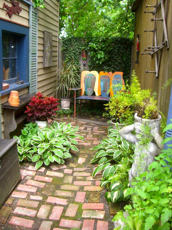 artist gardens in Buffalo NY