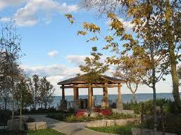 Peace Garden in Grimsby, Ontario