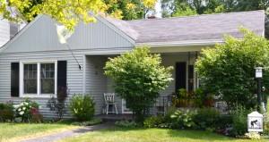 front garden Williamsville NY
