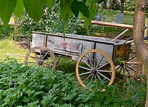 handmade wagon in Tonawanda NY