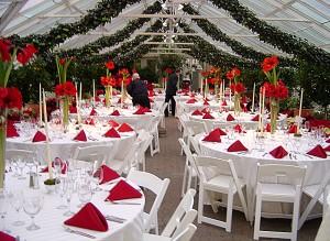 Botanical Gardens party