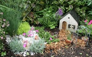 Mischler's fairy garden in Williamsville NY