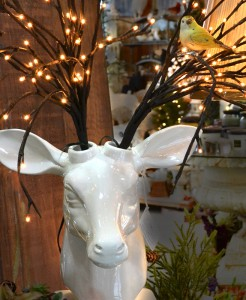 deer statue from Lockwood's in Hamburg NY