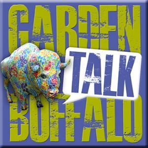 Garden Talk Buffalo logo