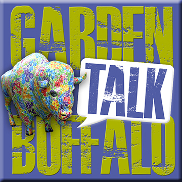 Garden Talk Buffalo logo