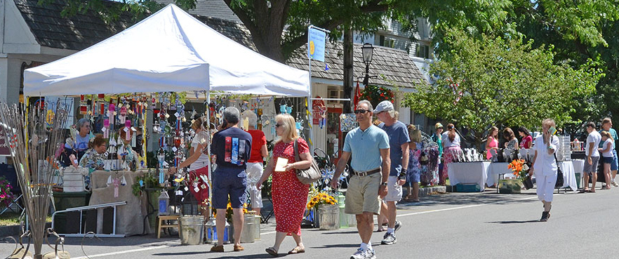 Lewiston Garden Festival vendors