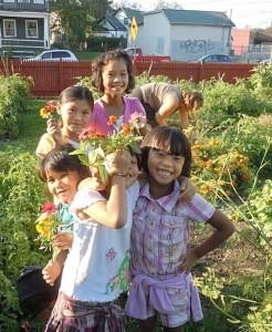14th Street Community Gardens in Buffalo NY