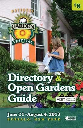 National Garden Festival directory 2013