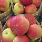 apples from Goodman's in Niagara Falls