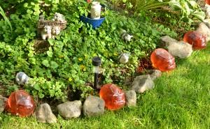 Charolotte's Web garden in Lancaster NY
