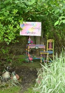 Karen's Secret Garden in Lancaster NY