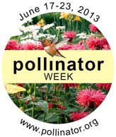 Pollinator Week logo 2013