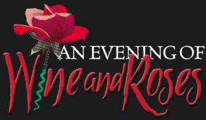 Evening of Wine and Roses logo
