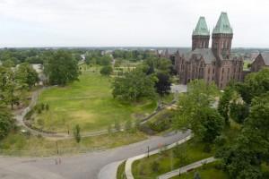 Richardson Olmsted Complex in Buffalo NY #3 by Joe Cascio