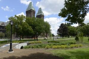 Richardson Olmsted Complex in Buffalo NY #4 - by Joe Cascio
