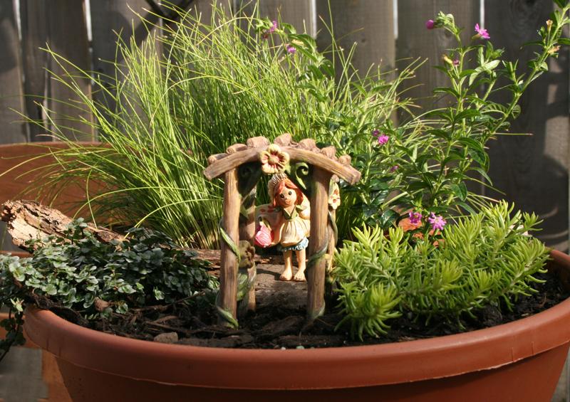 airy garden workshop June 2015 from Mischler's in Williamsville