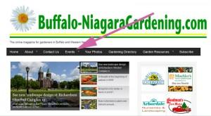 homepage BuffaloNiagaraGardening